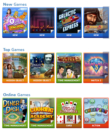 Games now download