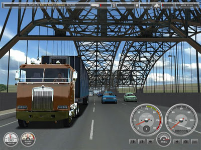 aminkom.blogspot.com - Free Download Games 18 Wheels of Steel : Extreme Trucker