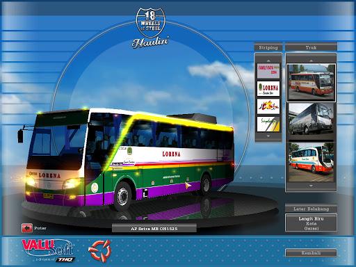 18 wos haulin mod bus indonesia